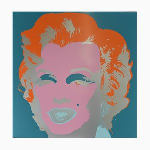 Stampa vintage di Andy Warhol per Sunday B. Morning, anni '70
