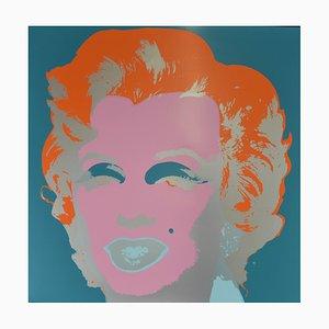 Vintage Druck von Andy Warhol für Sunday B. Morning, 1970s