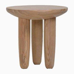 Table Basse en Frêne par Victoria Yakusha