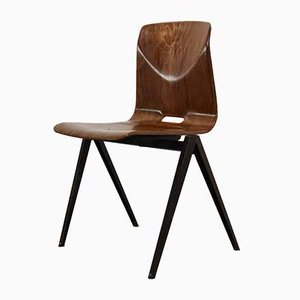 Mid-Century S22 Dining Chair from Galvanitas