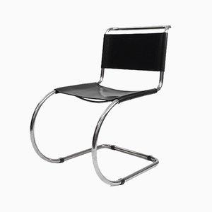 Silla de escritorio modelo MR533 de Ludwig Mies van der Rohe, 1927