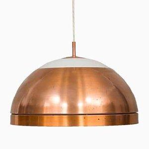 Lampe à Suspension Mid-Century par Svend Middelboe pour Nordisk Solar