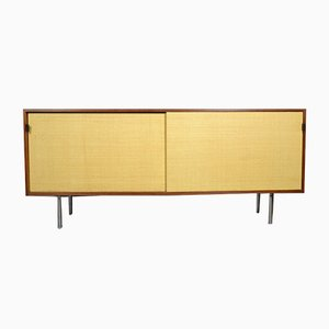 Credenza in palissandro di Florence Knoll Bassett per Knoll Inc./Knoll International, anni '50