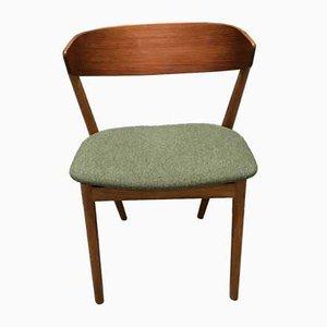 Nr.7 Beistellstuhl von Helge Sibast für Sibast, 1960er