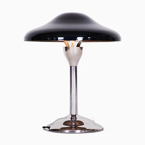 Lámpara de mesa checa Bauhaus de Frantisek Anyz, años 30