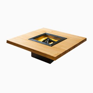 Irori Table by Villard