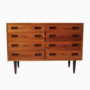 Danish Rosewood Dresser from P. Westergaard Mobelfabrik., 1960s