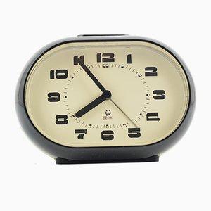 Reloj despertador mecánico vintage de Mera-Poltik, años 70