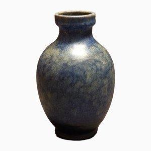 Keramikvase von Glatzle für Karlsruher Majolika, 1960er