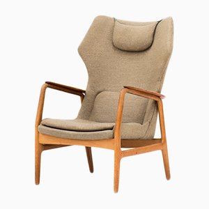 Easy Chair by Aksel Bender Madsen for Bovenkamp, 1950s