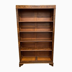 Library Open Bookcase Shelf, 1920s