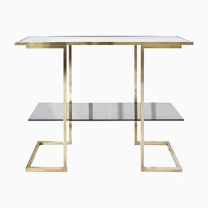 Mid-Century Console Table