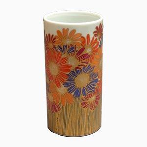 Porcelain Vase by Rosamunde Nairac for Rosenthal Studio Line, 1980s