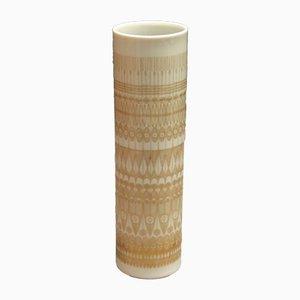 Vaso in porcellana di Theo Baumann per Rosenthal Studio Line, anni '60