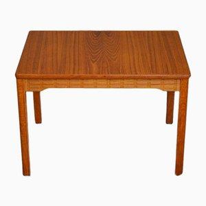 Vintage Teak Side Table by Alberts Tibro, 1969