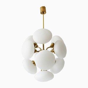 Lampe à Suspension Multi-Globe Sputnik de Kaiser Leuchten, 1970s
