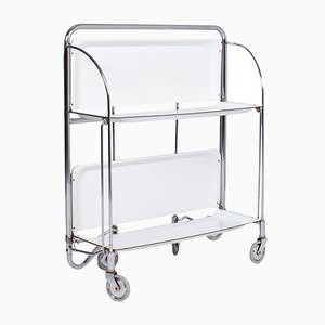 Folding Serving Trolley from Bremshey & Co., 1960s