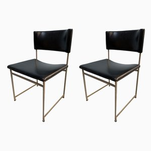 Rosewood Dining Chairs by Cees Braakman for Pastoe, 1960s, Set of 2