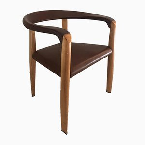 Vintage Armchair by Tobia & Afra Scarpa for Molteni