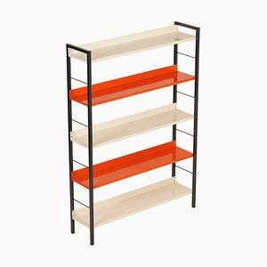 Metal Shelf by A. D. Dekker for Tomado, 1950s
