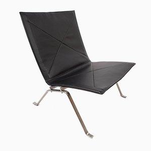 PK22 Sessel von Poul Kjærholm für E. Kold Christensen, 1950er