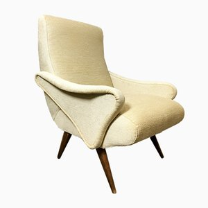 Italian Lounge Chair, 1950s