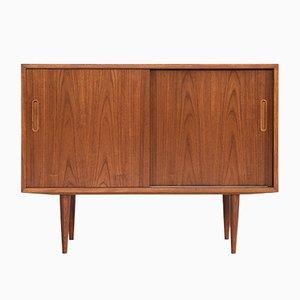 Kleines dänisches Sideboard aus Teak von Hundevad & Co., 1960er