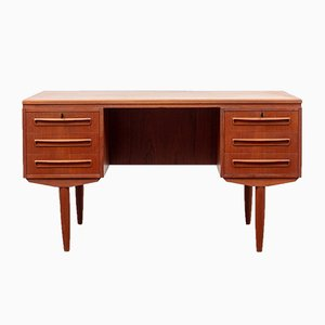 Scandinavian Style Teak Desk, 1960s