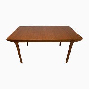 Mid-Century Teak Dining Table from McIntosh