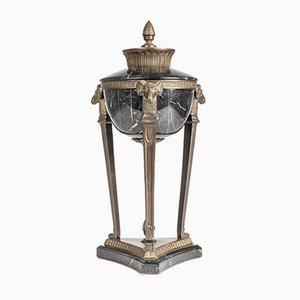 Bruciaprofumi in stile Impero antico