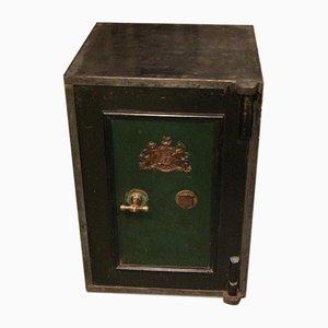 Antiker englischer Safe von John Walker