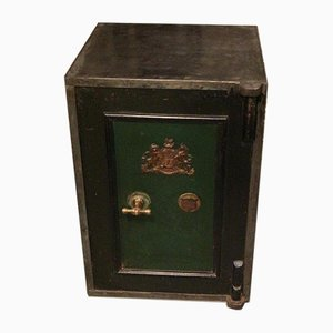 Antique English Safe by John Walker