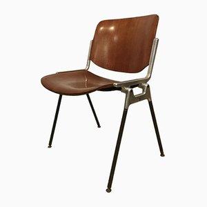 Sedia da scrivania di Castelli / Anonima Castelli, anni '60