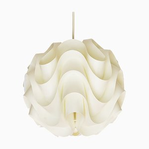 Danish Model P172 Ceiling Lamp by Poul Christiansen for Le Klint, 1970s