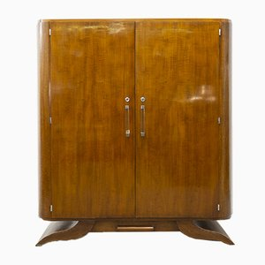 Art Deco Wardrobe, 1930s