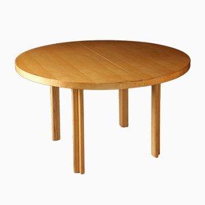 Tavolo da pranzo H99 Mid-Century allungabile di Alvar Aalto per Artek