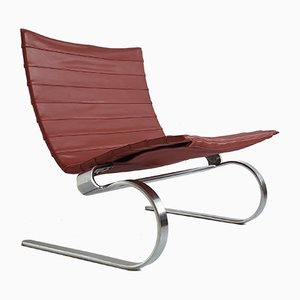 Model PK20 Lounge Chair by Poul Kjærholm for E. Kold Christensen, 1960s