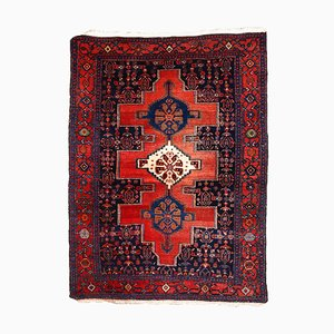 Middle Eastern Senneh Rug, 1960s