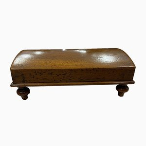 Antique Walnut Ottoman