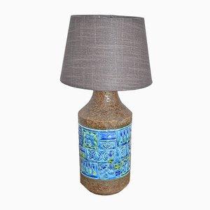 Lampe de Bureau par Aldo Londi pour Bitossi, 1960s