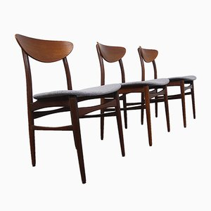 Mid-Century Teak Dining Chair
