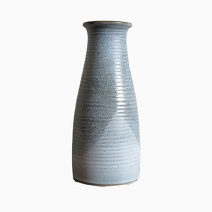 Large Stoneware Vase by Franco Bucci Pesaro, 1970s