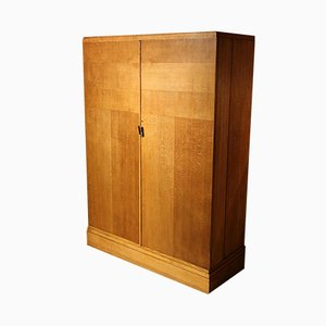 Oak Wardrobe from Compactom, 1920s