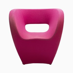 Pink Little Albert Lounge Chair by Ron Arad for Moroso, 2001