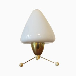 Rocket Table Lamp from Kamenický Šenov, 1968