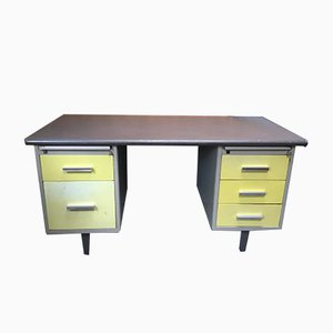 Industrial Desk by André Cordemeyer for Gispen, 1960s