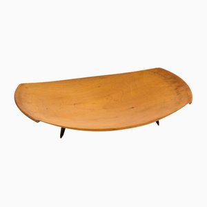 Scodella in legno, anni '60