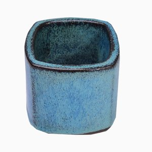 Small Stoneware Vase by Preben Herluf Gottschalk Olsen for Stogo, 1960s