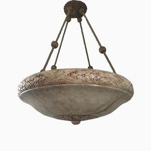 Lampe à Suspension Art Nouveau, années 20