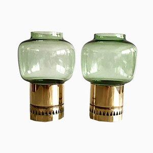 L63 Kerzenständer von Hans-Agne Jakobsson für Hans-Agne Jakobsson AB Markaryd, 1960er, 2er Set